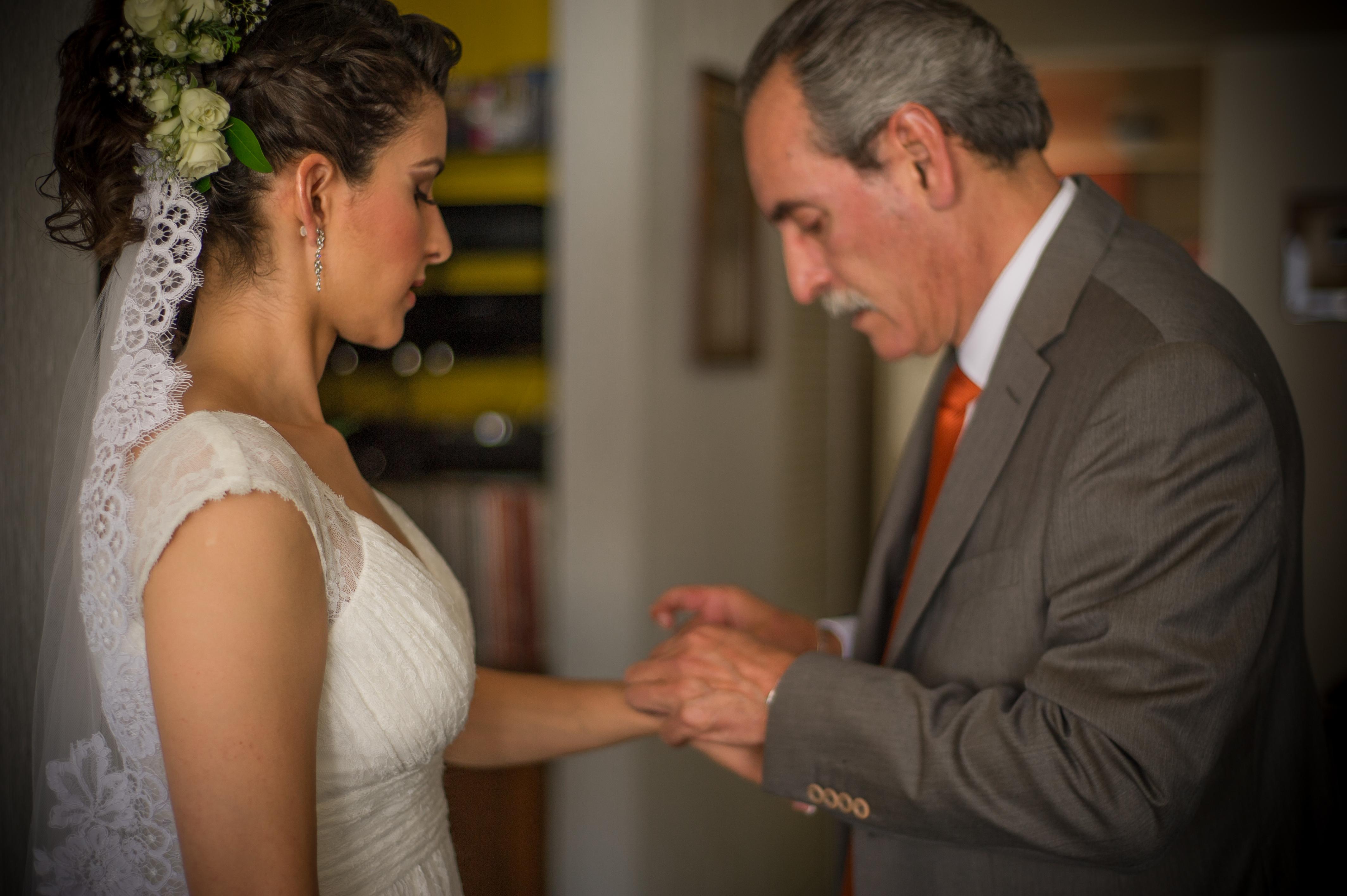 Claudia y José Luis