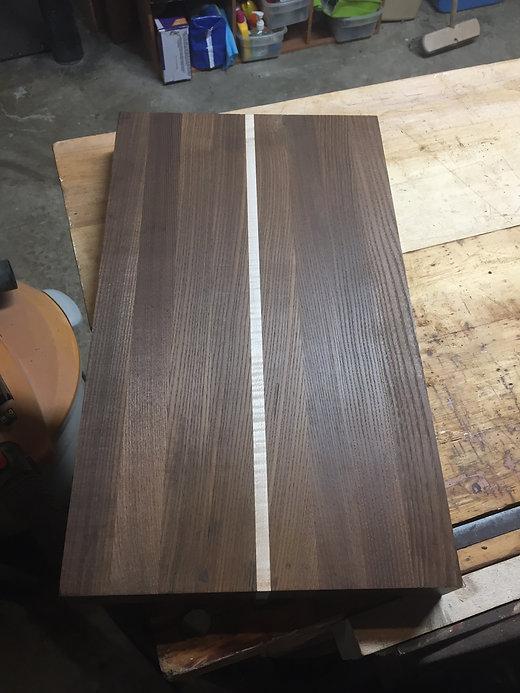 Hall Table in progress