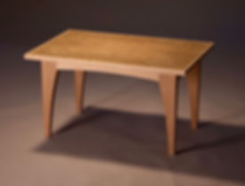 Coffee Table Far East Laurel Burt top Ma