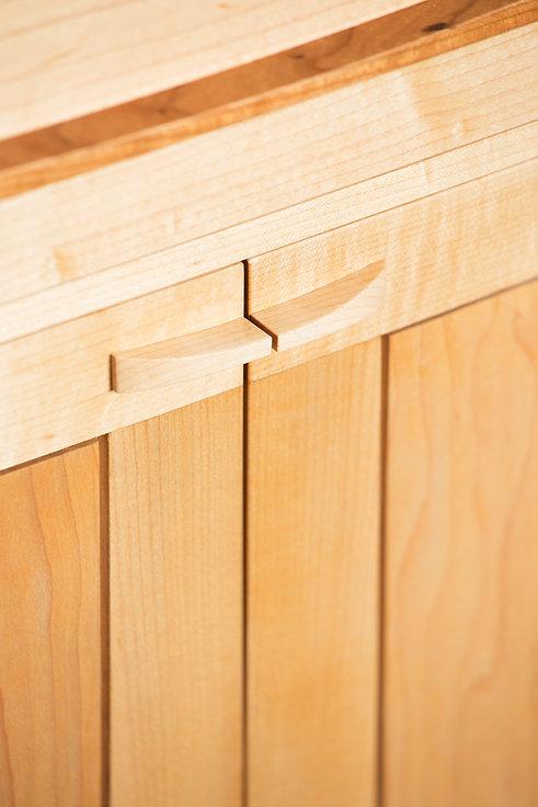 Maywood Case Piece Detail 2