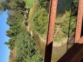 River runs through and through