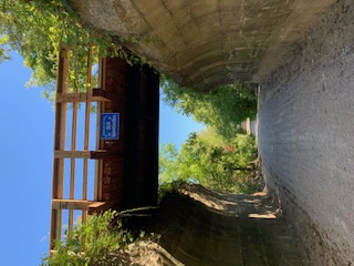 Blyth Snowtravellers Bridge