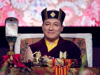 The 17th Gyalwa Karmapa - Thaye Dorje