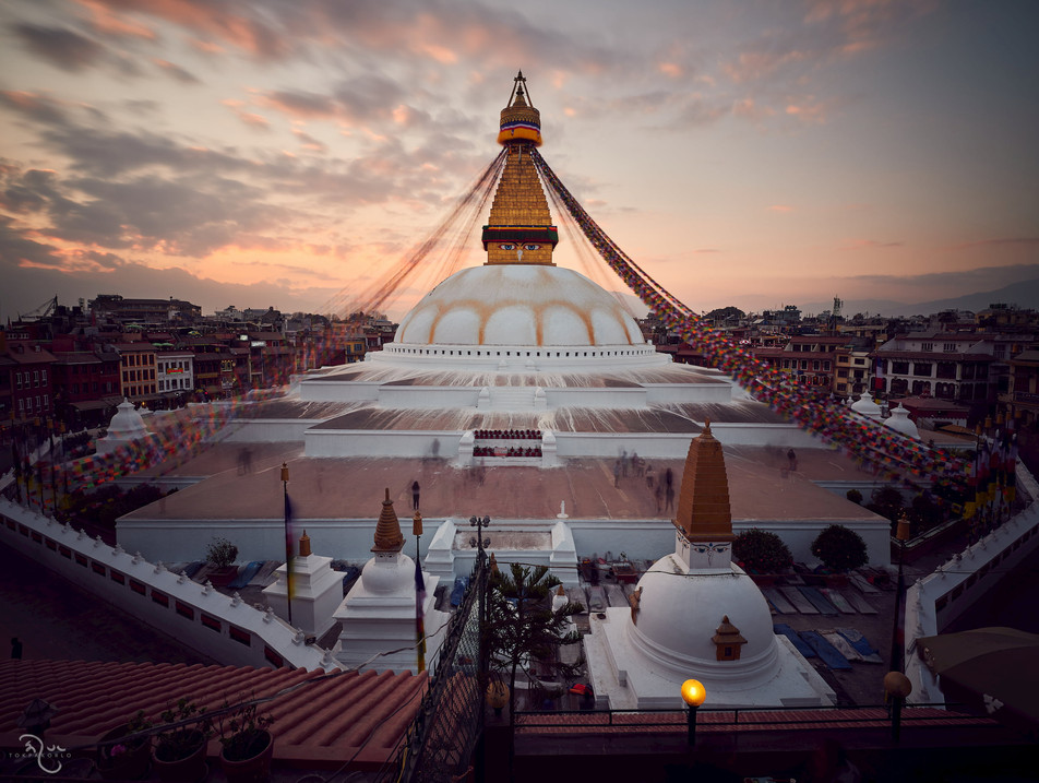TKP - Kathmandu - This Is The Place Of D