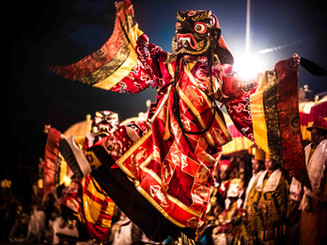 Guru Rinpoche Dance