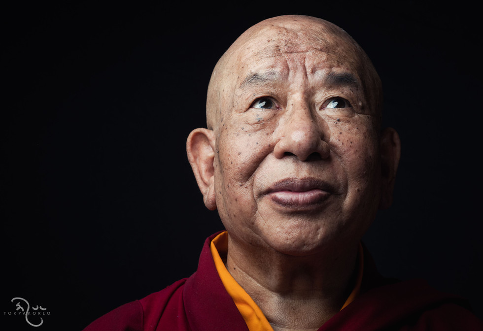 Sherab Gyaltsen Rinpoche