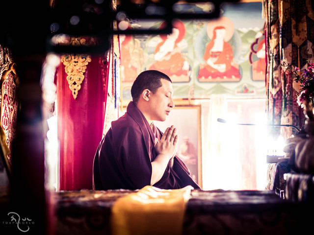 Ladakh Prayer