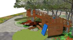 birdseye-over new lawn