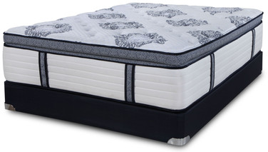 GEL PILLOW TOP / MADISON COVER