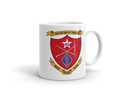 1/5 Double Sided Mug