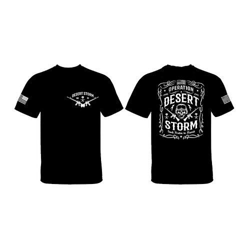 Desert Storm GraphicT-Shirt