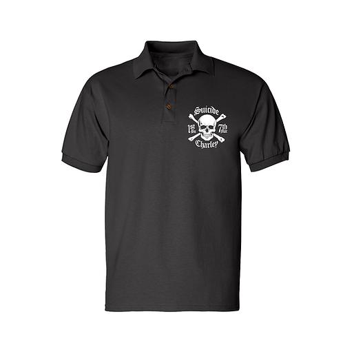 Basic Polo Style Shirt