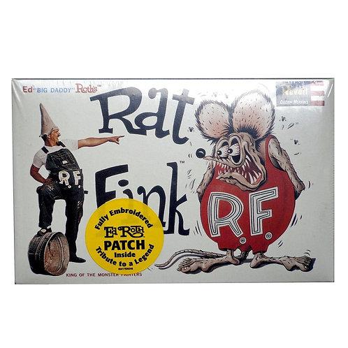 Rat Fink Model w/Patch