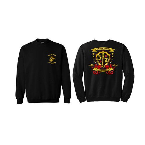 3/7 Dragons Platoon Crewneck Sweater