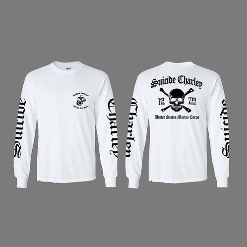 Long Sleeve with Sleeve Prints