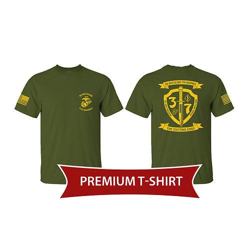 Premium OD 3/7 T-Shirt