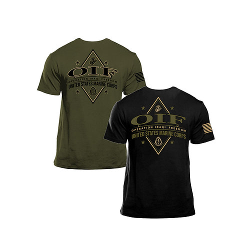 1/2 Operation Iraqi Freedom T-Shirt