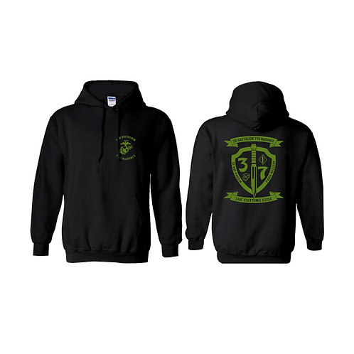 3/7 OD Shield Pullover Hoodie