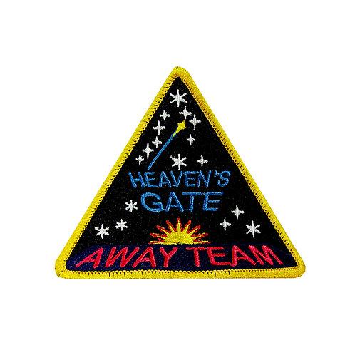 Heaven's Gate Cult Stickers