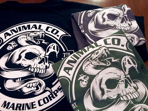 Military Unit T-Shirts