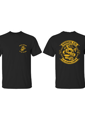 Animal Company Gold Ink T-Shirt