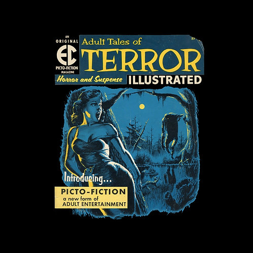 Adult Tales of Terror T-Shirt