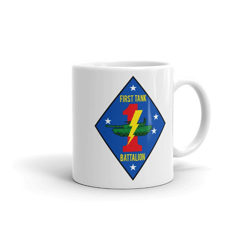1st Tanks Double Sided Mug