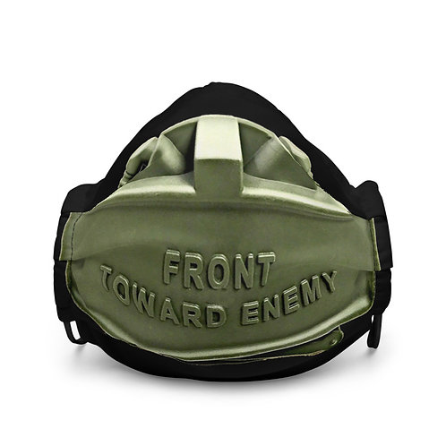 Claymore Mine Face Mask