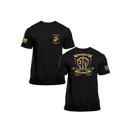 3/7 Dragons Platoon T-Shirt
