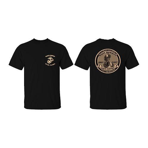 Baker Co. Tan Ink T-Shirt
