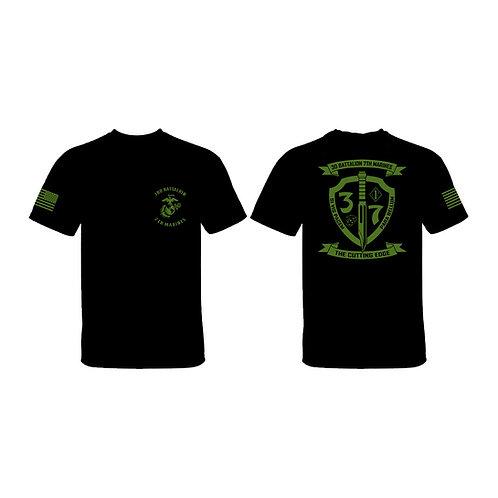 3/7 OD Shield T-Shirt