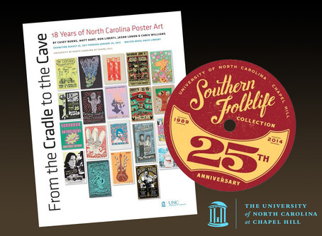 Jason Featured in the Southern Folklife Collection at UNC-Chapel Hill