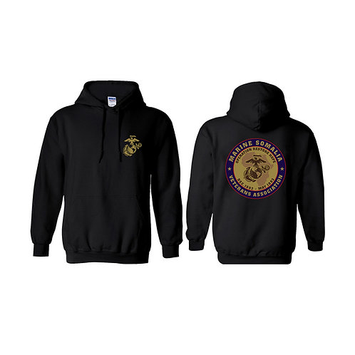 MSVA Double Sided Hoodie