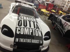 Movie Promo Car