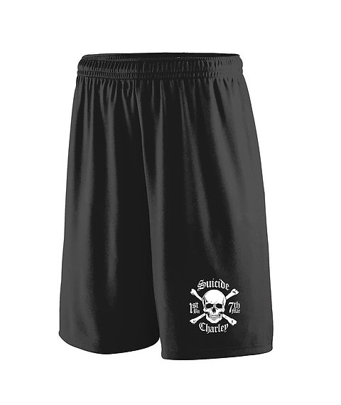 Long Length Mesh Shorts