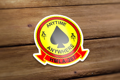 HMLA-267 Decal