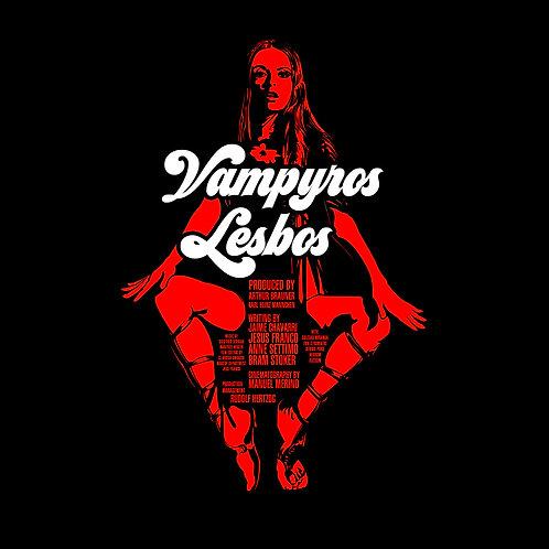 Vampyros Lesbos T-Shirt