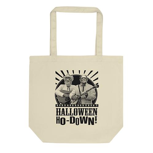 Halloween Ho-Down Tote Bag
