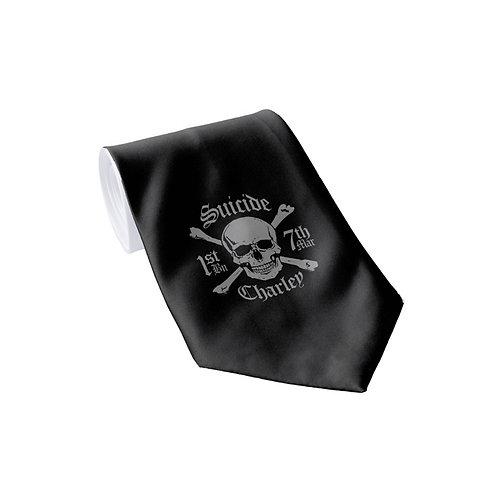 Suicide Charley Neck Tie - Single Chuck