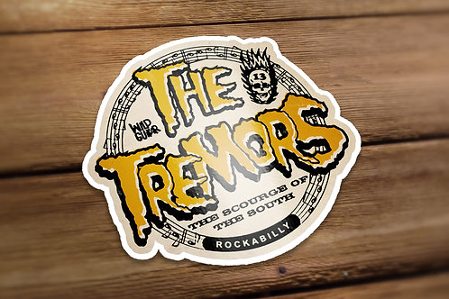 Tremors Sticker