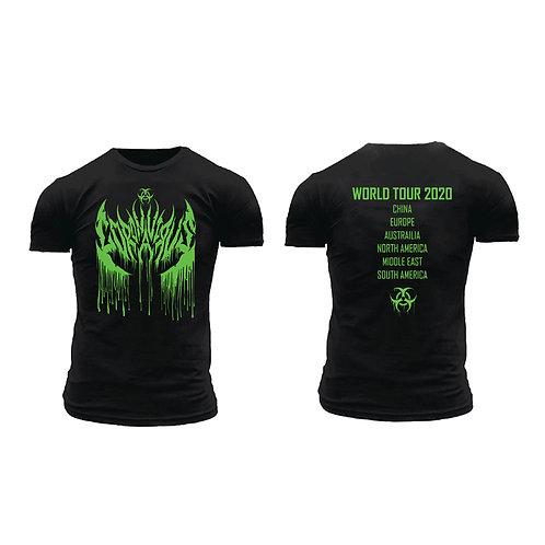 Coronavirus World Tour T-Shirt