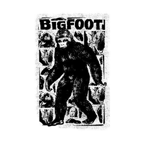 Bigfoot Ringer T-Shirt