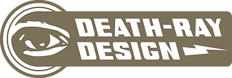 Death-Ray Design Logo