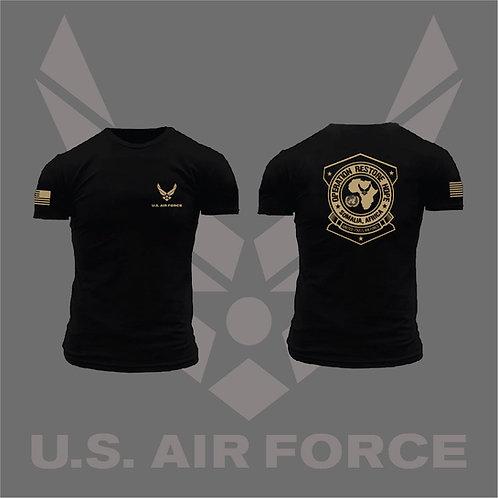 Air Force Version - Operation Restore Hope Short Sleeve T-Shirt