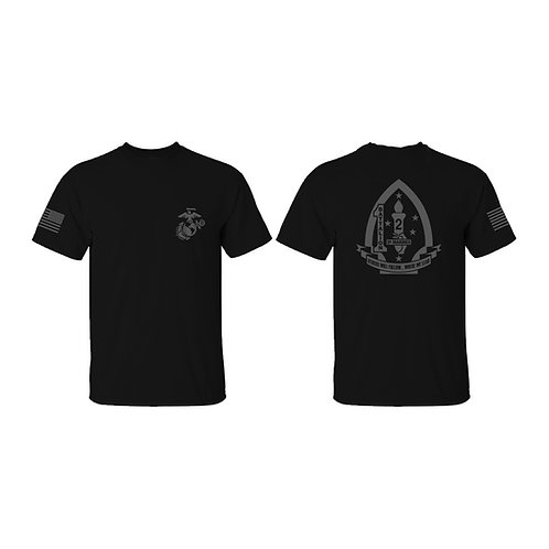 1/2 Gray Ink T-Shirt