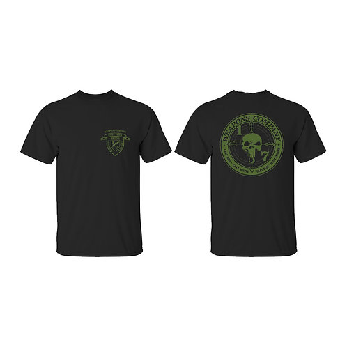 Weapons Company OD Ink T-Shirt