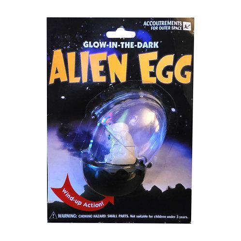 Alien Egg Wind-Up Toy