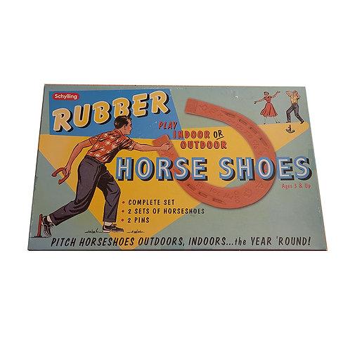 Rubber Horse Shoes