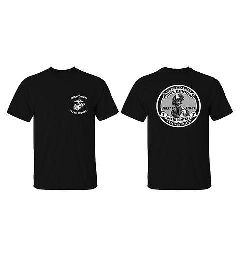 Baker Co. White Ink T-Shirt
