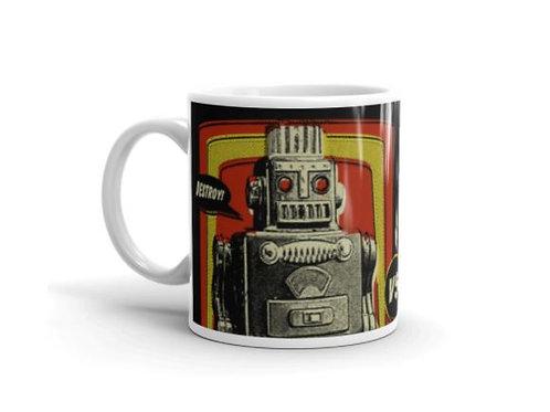 Atomic Power Coffee Mug